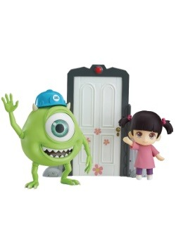 Monsters Inc Mike & Boo Nendoroid Action Figure Set