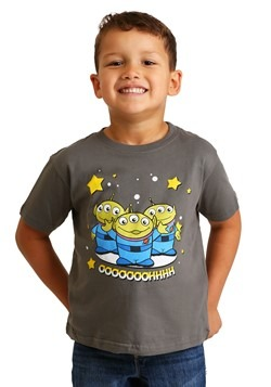 Toddler Toy Story Happy Aliens Tee