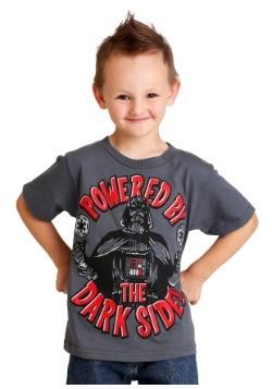 Star Wars Darth Vader Powered by the Dark Side Boys T-Shirt-