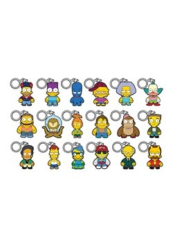 The Simpsons Crap-Tacular Keychain Series Blindbox