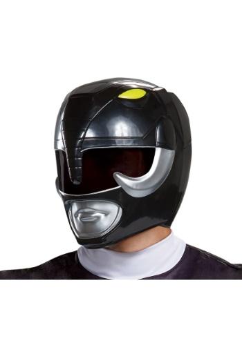 Adult Black Ranger Helmet