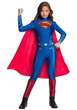 Superman Jumpsuit For Girls