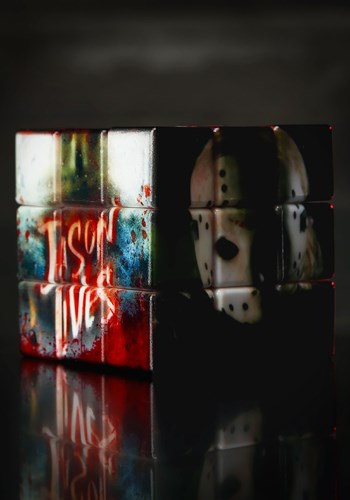 Jason Voorhees Friday the 13th Puzzle Box