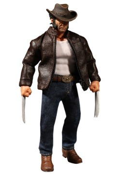 One:12 Collective Logan Wolverine Action Figure