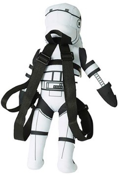 Star Wars Stormtrooper Plush Backpack2