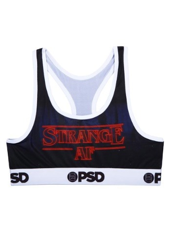 PSD Underwear- Strange AF Women's Sports Bra