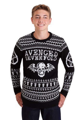 Avenged Sevenfold Ugly Christmas Sweater