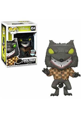 Pop! Disney: Nightmare Before Christmas- Wolfman Specialty