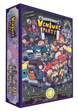 Venture Party Card Game