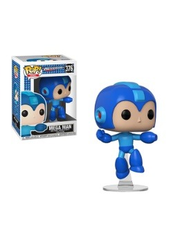 PoP! Games: Megaman-Jumping Megaman