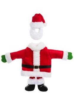 Santa Suit Wine Bottle Snuggler