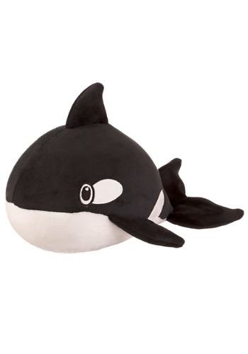 "Orca Squishy Squad Sealife 10"" Plush"