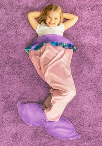 Kid's Mermaid Blanket
