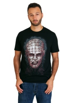 Hellraiser Pinhead Men's Black T-Shirt