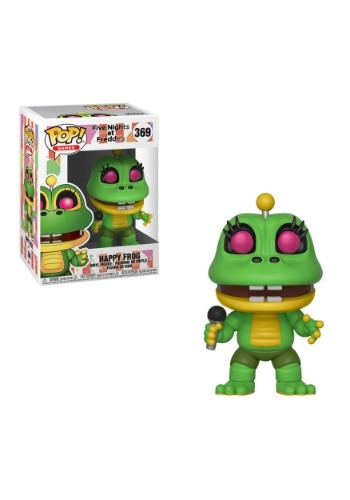 Happy Frog- Pop! Games: Five Nights at Freddys