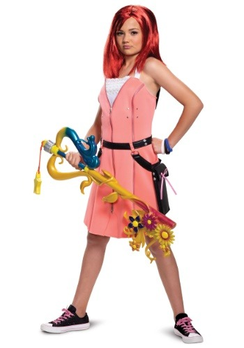 Kingdom Hearts Teen Kairi Deluxe Costume