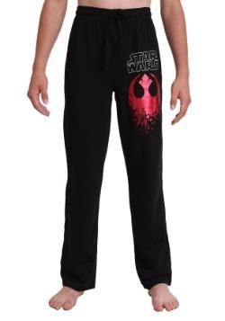 Star Wars Episode 8 Resistance Shard Logo Sleep Pants
