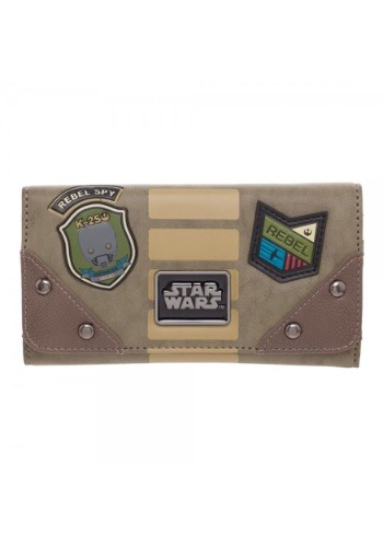 Star Wars Rogue One Rebel Flap Wallet