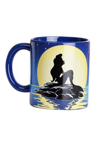 Little Mermaid 20oz Jumbo Ceramic Mug w/ Spinner