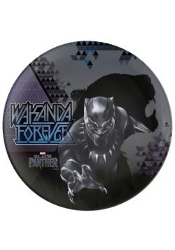 10in Black Panther Wakanda Forever Melamine Plate
