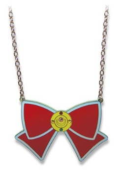 Sailor Moon Ribbon Necklace