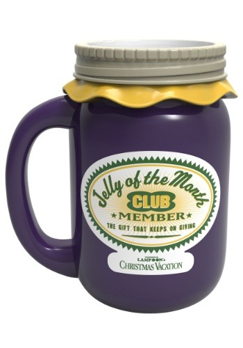 Jelly of the Month Sculpted Mug Christmas Vacation