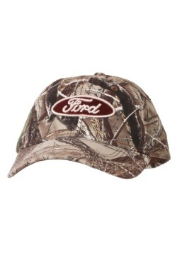 Oval Logo Ford TrueTimber Camo Dad Hat