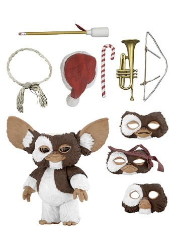 """7"""" Gremlins Scale Action Figure - Ultimate Gizmo"""