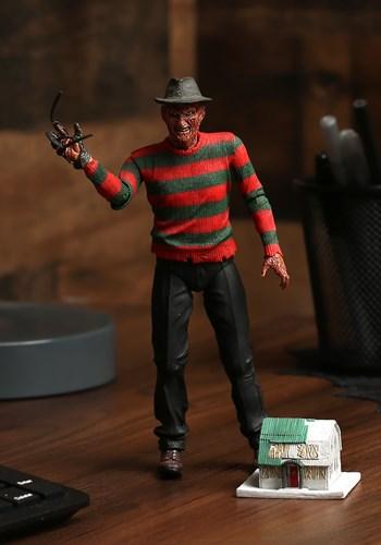 """7"""" Nightmare on Elm Street Action Figure - Ultimate"""