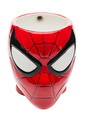 Marvel Comics Spider-Man Ceramic Sculpted Mug