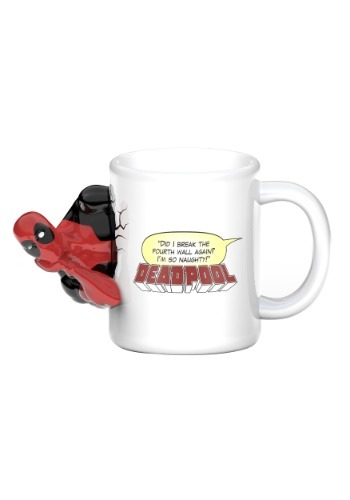 Deadpool Classic Ceramic Bust Out Mug
