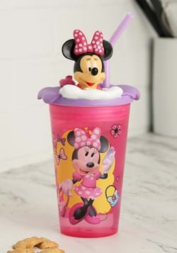 Minnie Mouse Happy Helpers 15.5oz Funtastic Tumbler