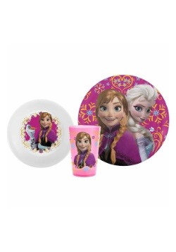 Frozen 3pc Dinner Set