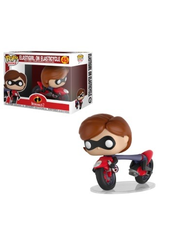 Pop! Rides: Incredibles 2- Elastigirl on Elasticycle