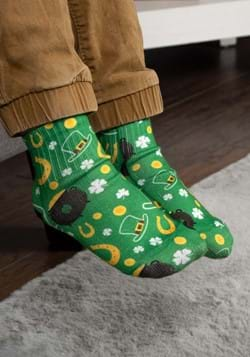 Saint Patrick's Day All Over Print Kids Ankle Socks