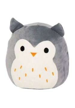 "Squishmallow Hoot the Grey Owl 16"" Plush"