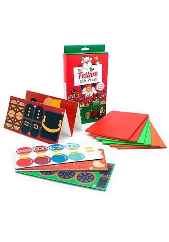 Festive Gift Wrap Set