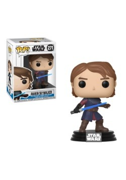 Pop! Star Wars: Clone Wars- Anakin
