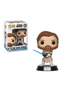 Pop! Star Wars: Clone Wars- Obi Wan Kenobi
