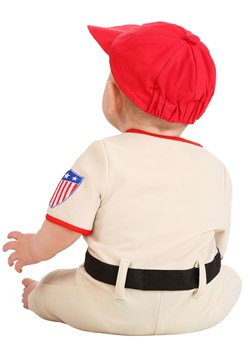 Infant League of Their Own Coach Jimmy Costume alt1