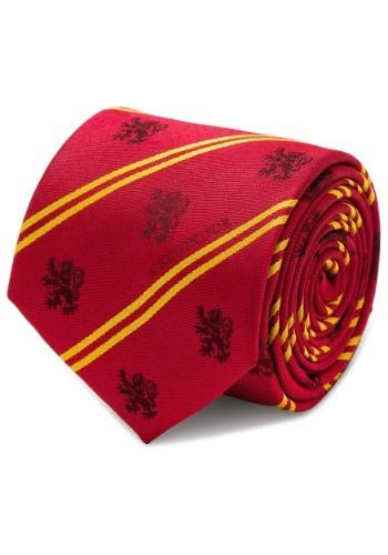 Gryffindor Pinstripe Tie