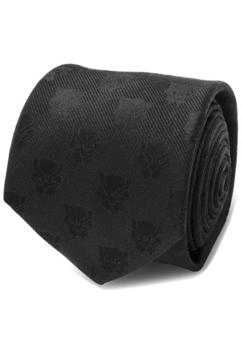 Black Panther Men's Tie