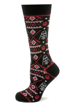 Darth Vader Limited Edition Holiday Socks