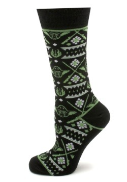 Yoda Limited Edition Holiday Socks