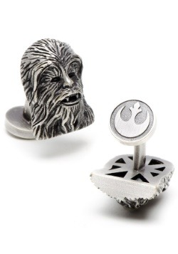 3D Chewbacca Cufflinks