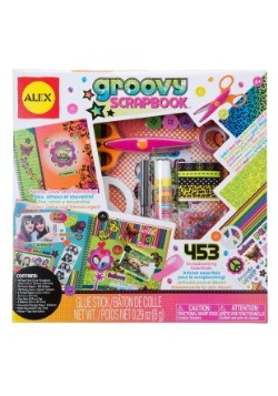 ALEX Toys DIY Groovy Scrapbook