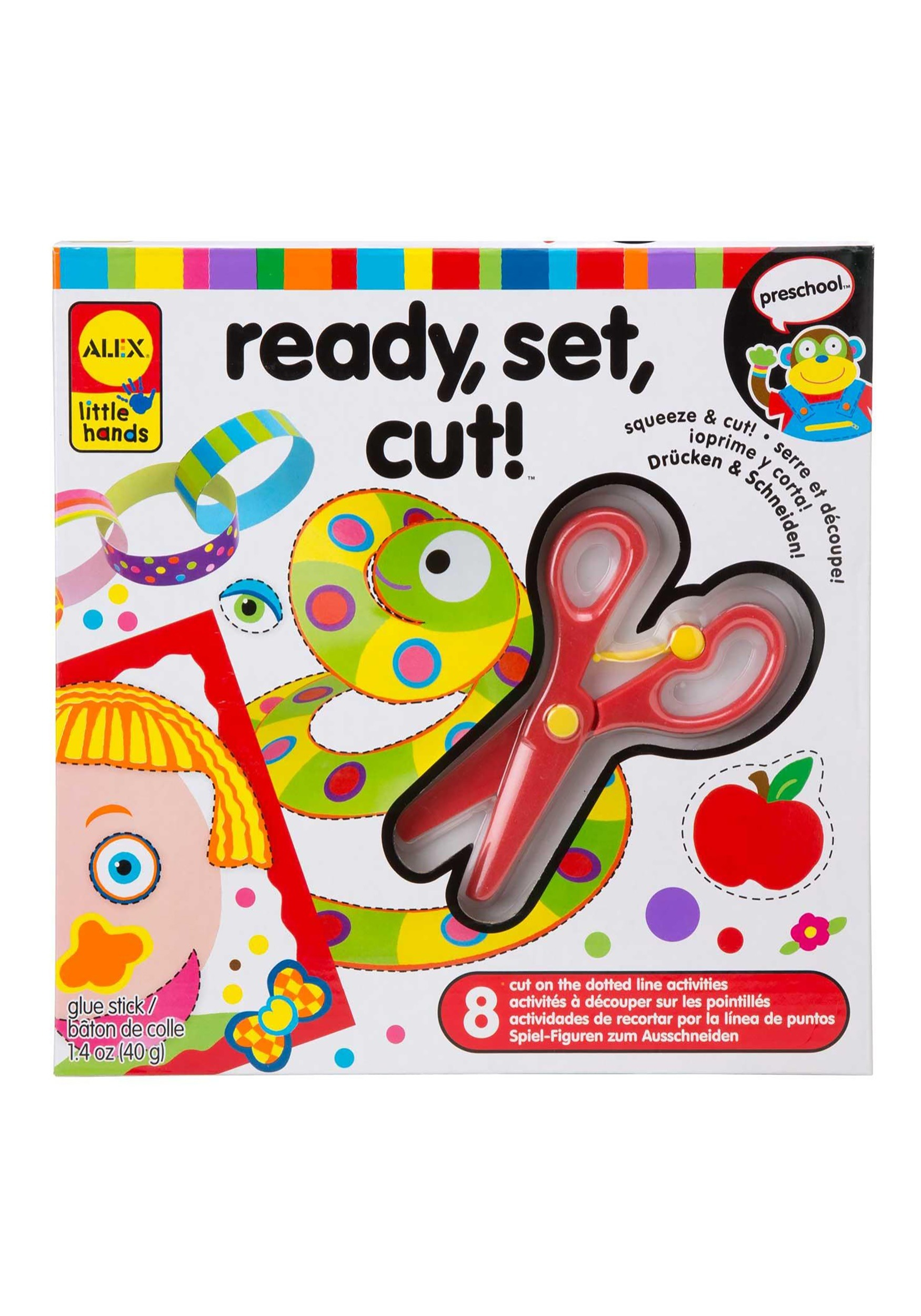 Discover_Ready,_Set,_Cut_Toy_Craft_Kit