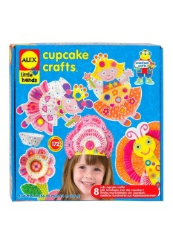 Cupcake Crafts Alex Brands