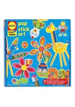 Pop Stick Art Toy Craft Kit