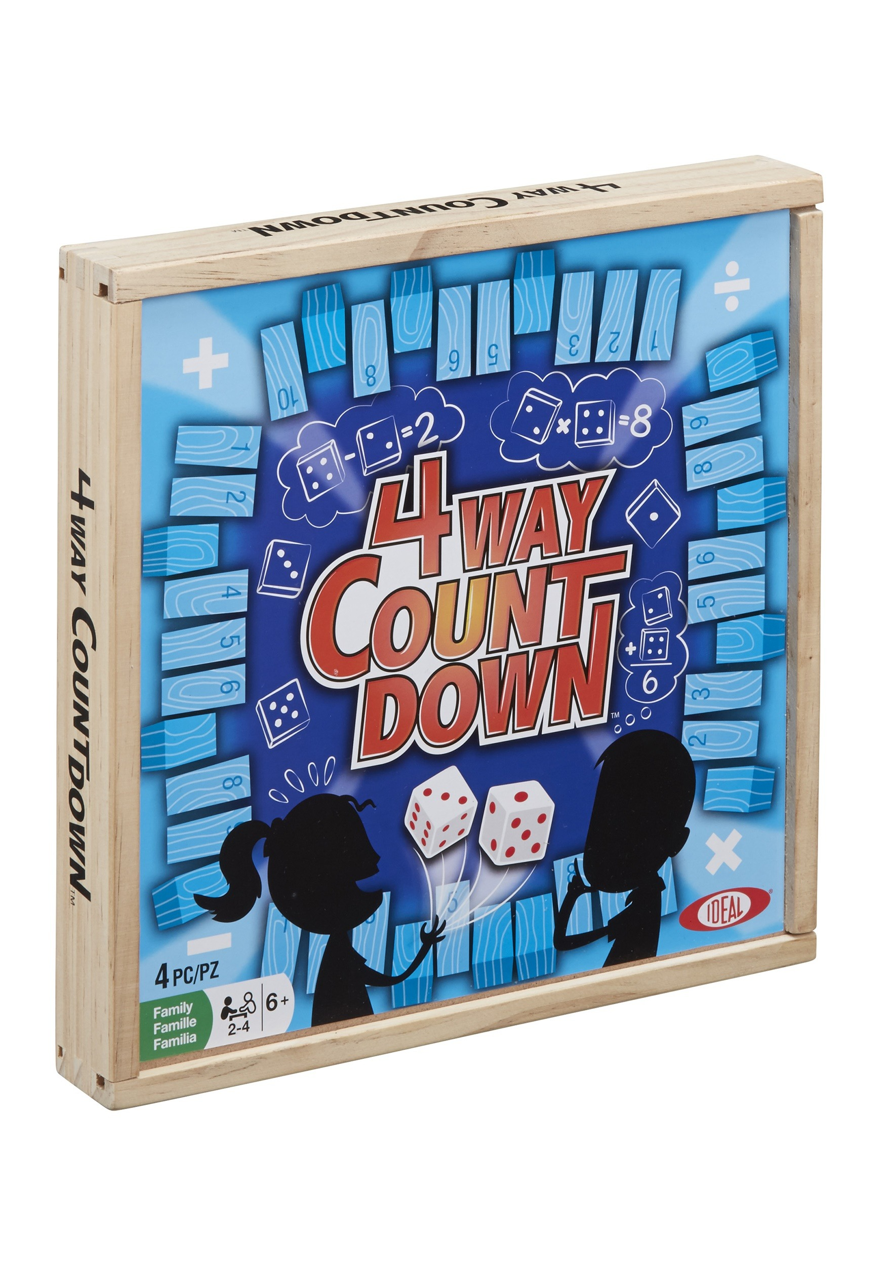 Ideal_4-Way_CountDown_Game